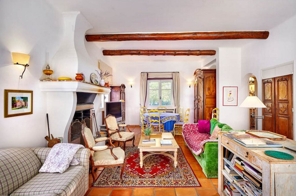 Julia Child's House For Sale in the South of France