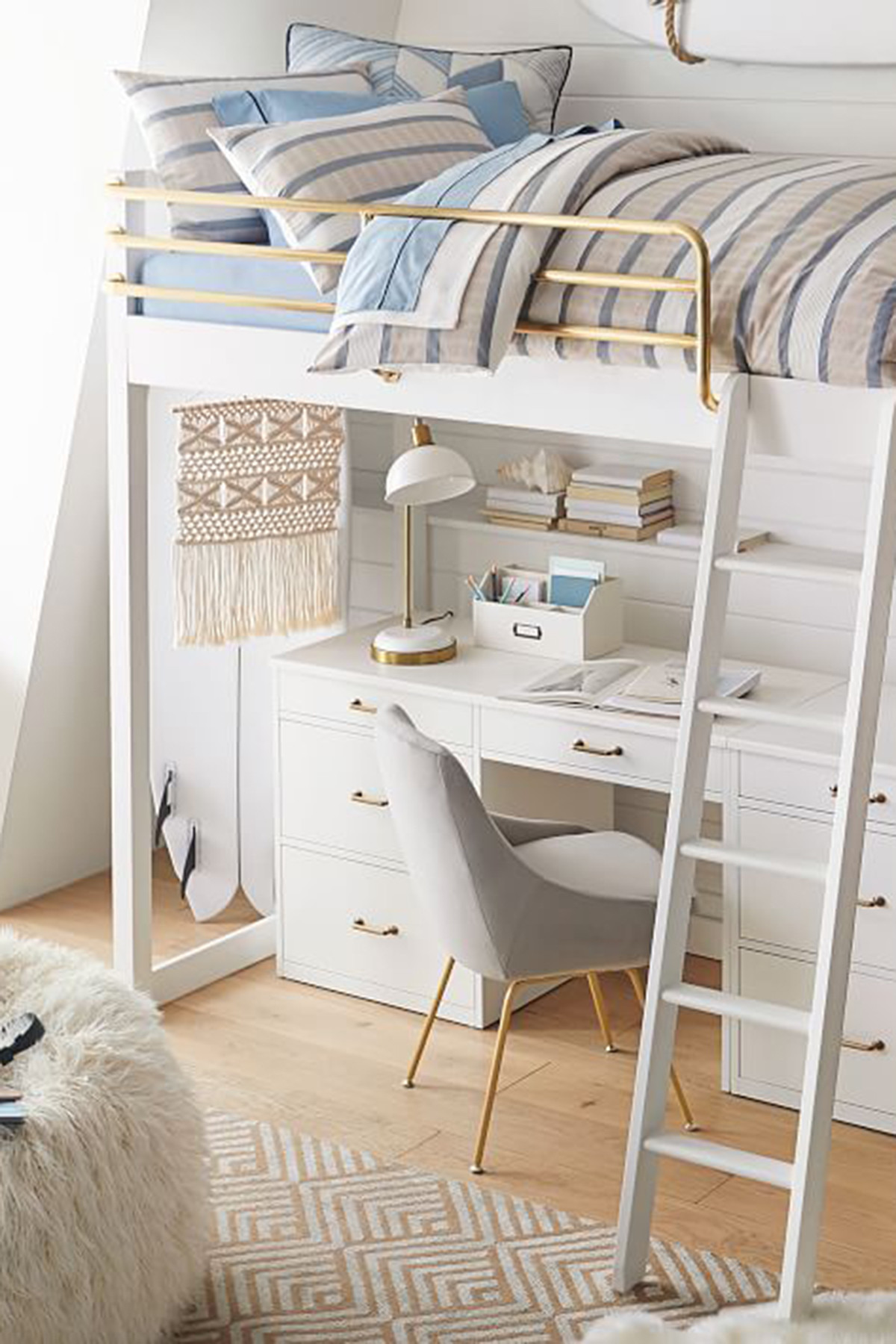 20 Comfortable Loft Beds Adults Can Buy Online Today
