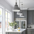 A Classic Kitchen Has To Be All White