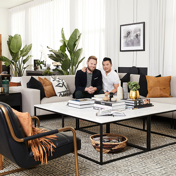 Queer Eye's Bobby Berk Gives Us A Tour Of His L.A. One-Bedroom