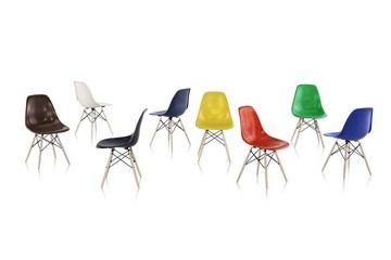 Herman Miller's Eames Shell Chair Goes Green