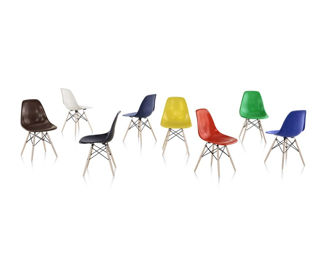 Herman Miller's Eames Shell Chair Goes Green | Lonny.com