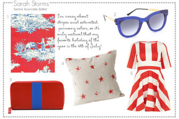 I'm Obsessed: 5 Easy Ways to Celebrate the 4th in Style