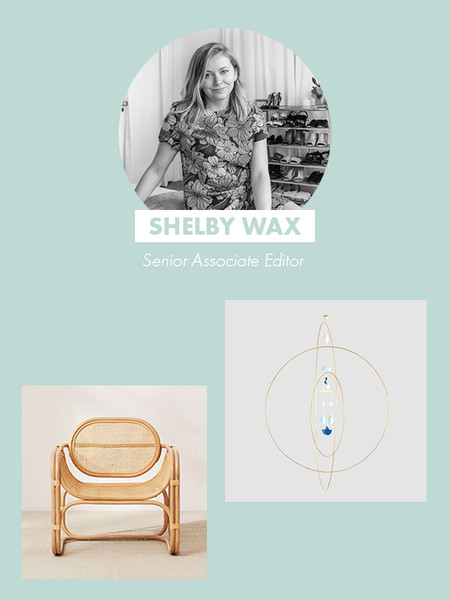 Shelby Wax, Senior Associate Editor