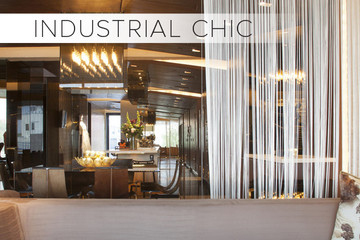 You Are: Industrial Chic