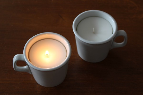 Steph Hung's D.I.Y. Scented Candle