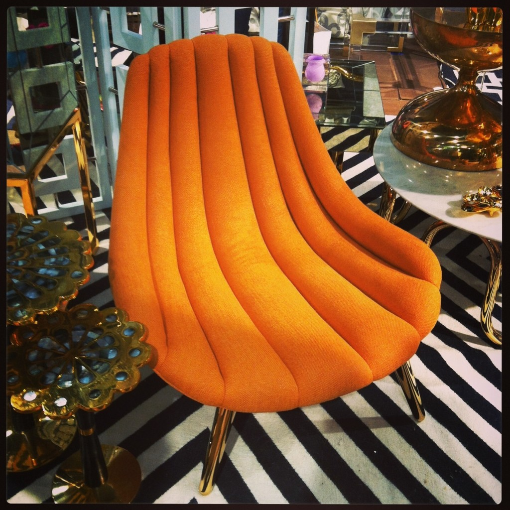 See It Now Jonathan Adler 39 S Favorite New Chair At Icff