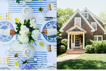 Lonny's Top Pins of the Week: Front Doors and Outdoor Dining