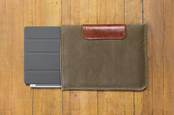 Durables Sleeve for iPad by Dodocase