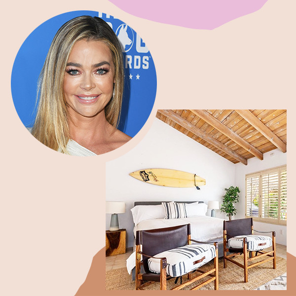 Denise Richards Is Renting A $17,500-Per-Month Malibu Beach House