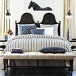 Metallic Stripe Duvet Cover & Sham