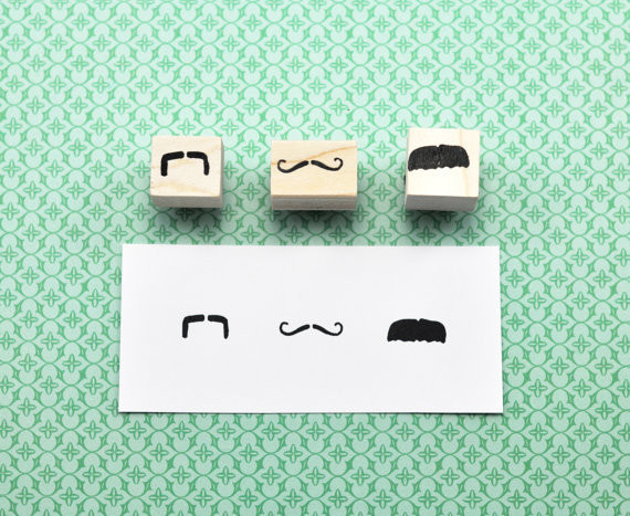 15 Super Cute Stamps from Etsy