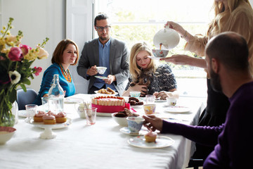How to Host a Dinner Party Like a Cool London Fashion Chick