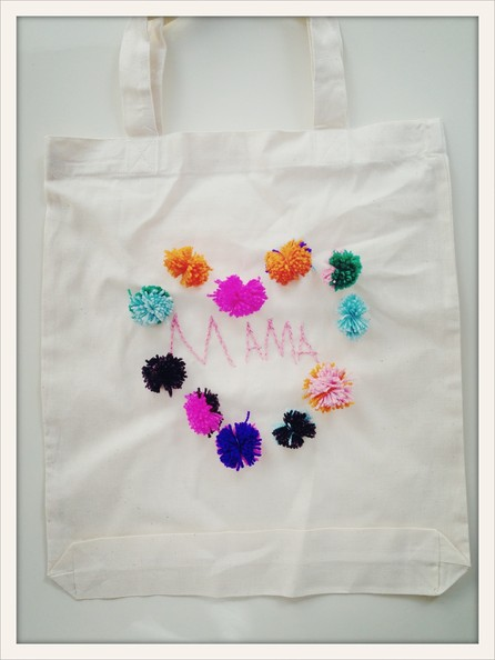 Decorating the Tote