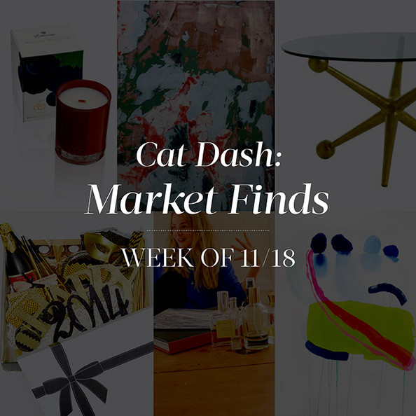 Market Finds: Week of November 18th