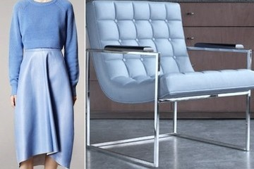 Reed Krakoff Resort Collection vs. Milo Baughman Chair