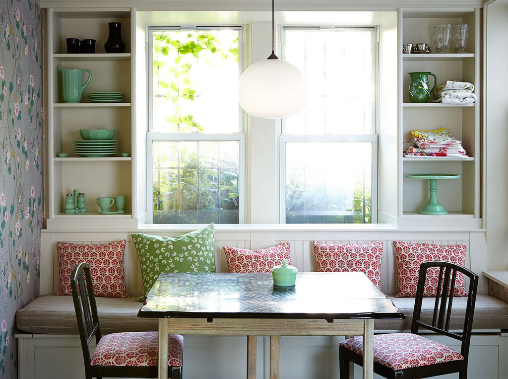 What Do You Think of Kitchen Banquettes Design Inspiration Lonny