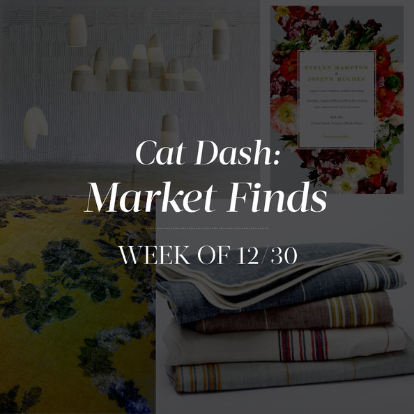 Market Finds: Week of December 30, 2013