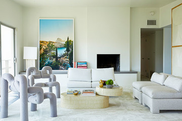 This Designer's L.A. Home Is Both Luxe And Livable