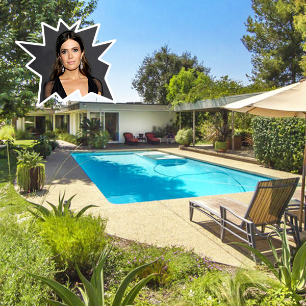 Mandy Moore's New Home Is A Mid-Century Dream