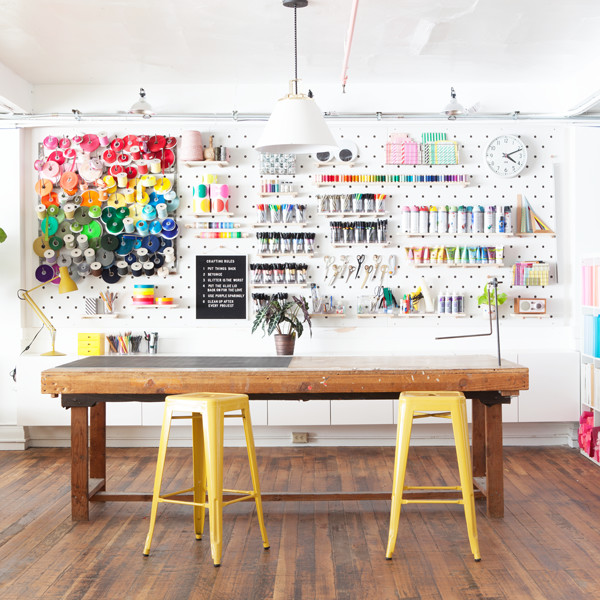 Oh Happy Day's New Color-Soaked San Francisco Studio