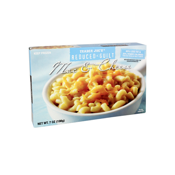 Reduced Guilt Mac & Cheese