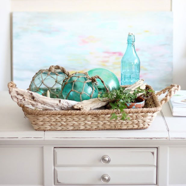 Oh Buoy 15 Nautical Inspired Home Decor Diy Projects Lonny