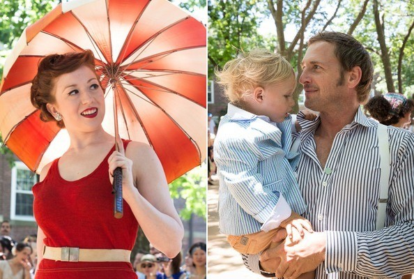 Feathers, Flappers, and All Ages Fun at the Jazz Age Lawn Party