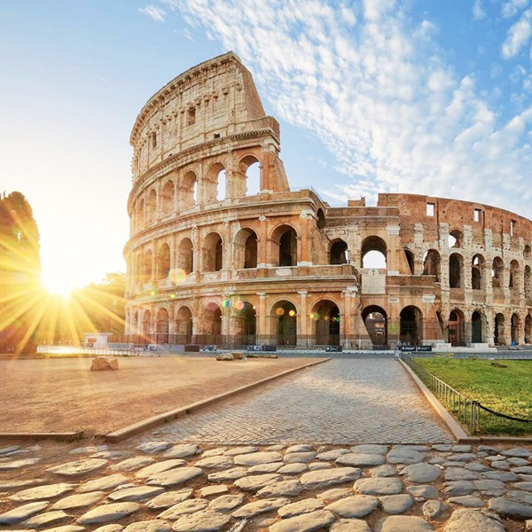 12. The Colosseum: Rome, Italy