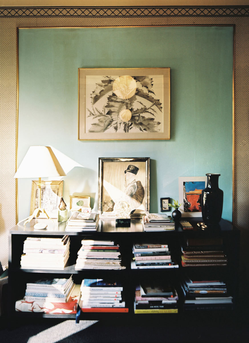 The portrait of Elsie de Wolfe numbers among Hadley's most treasured possessions.