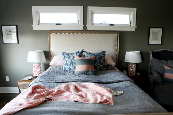 Brian Paquette Makes Over A Seattle Family Home