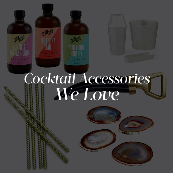 The Best Cocktail Accessories of 2013