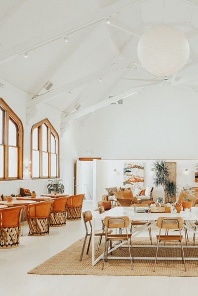 San Francisco's Holy Work Space