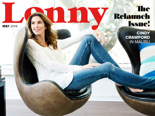 Welcome to the Lonny relaunch issue! Celebrate spring with our cover star, Cindy Crawford, in Malibu, California. Peek into the  colorful Paris apartment of fashion designer Manish Arora; a sophisticated San Francisco family home; and the Sag Harbor escape of Michelle Smith, the decorating world's next big thing. We're back—and better than ever.