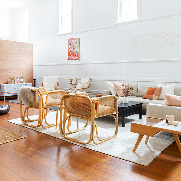 This Old Fraternity Hall Is Not Your Average Family Home