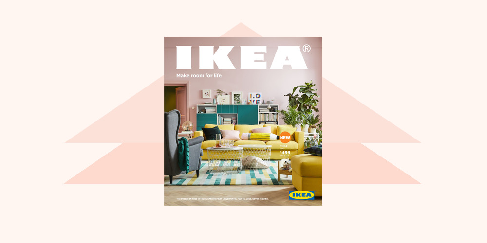 Meet The Human IKEA Catalog