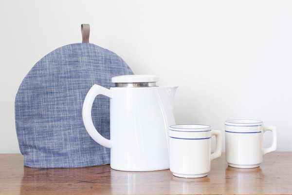 Keep Warm This Winter With These DIY Tea Cozies