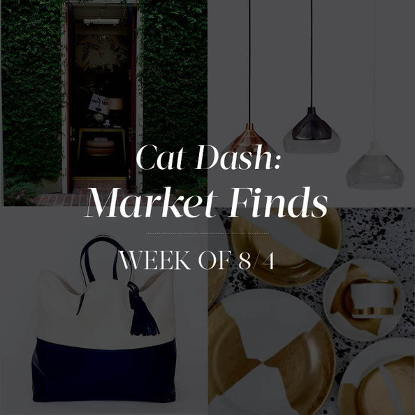 Market Finds: Week of August 4, 2014