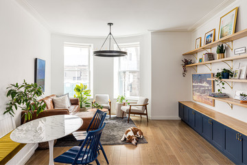 This NYC Apartment Is A Functional Yet Playful Family Haven