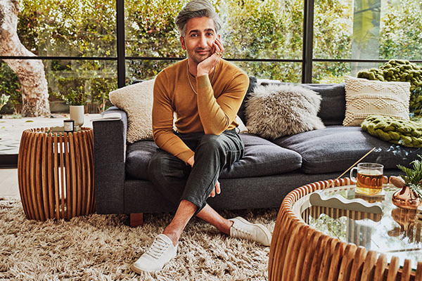 Queer Eye's Tan France Just Teamed Up With Etsy And We Want It All