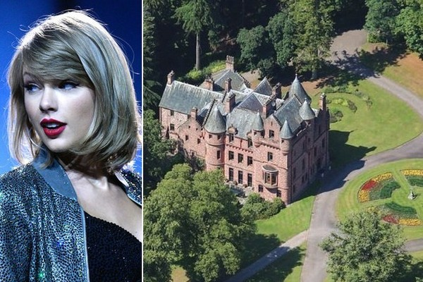 Taylor Swift Is Looking to Buy This Scottish Castle