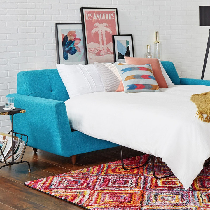 The 8 Most Comfortable Sleeper Sofas, According To Reviewers