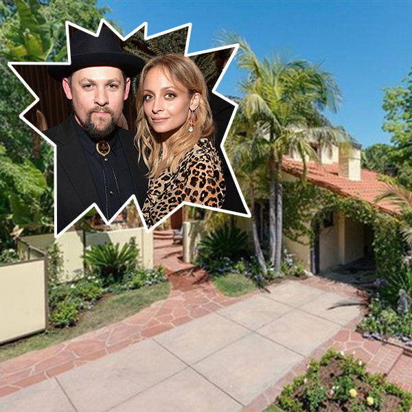 Joel Madden and Nicole Richie list their Laurel Canyon Estate