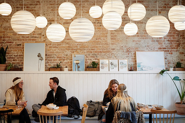 California Kitchen - Hygge & West'S Guide To Copenhagen - Lonny