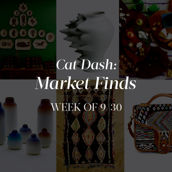 Market Finds: Week of September 30th