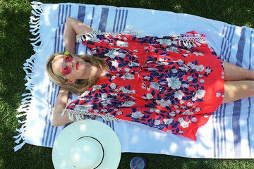 What Celebrities Were Up To This Memorial Day Weekend