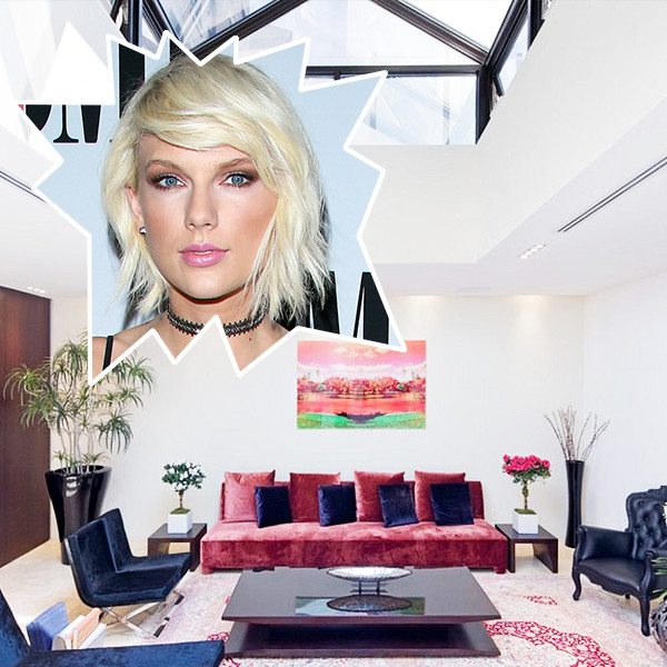 Taylor Swift Bought Her Neighbor's $18 Million TriBeCa Townhouse