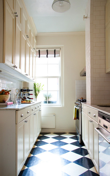 galley style - Galley Style Kitchen