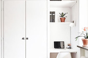 The Cloffice AKA The Ultimate Small Space Multitasker