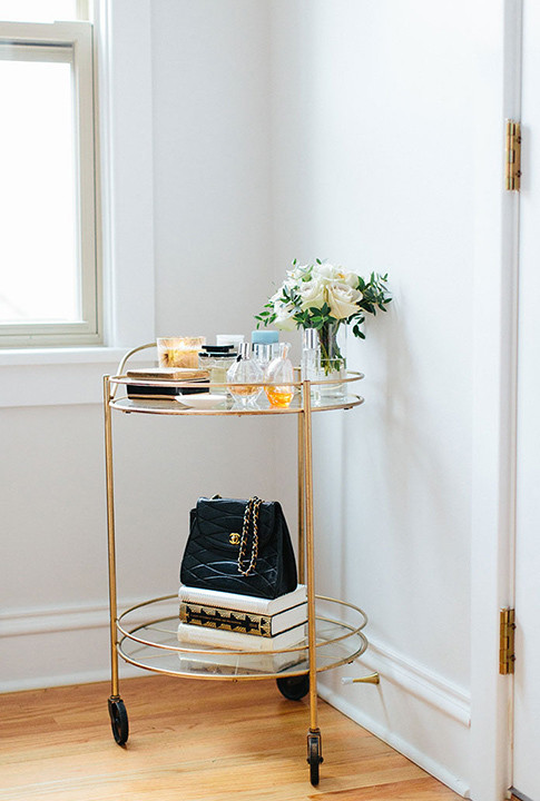 Pour Me Another - 15 Ways To Style Your Accessories As Decorative Objects - Lonny